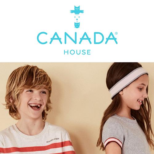 Canada House детская одежда весна-лето (Испания) 2018/19