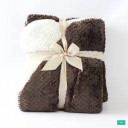 Пледы и одеяла оптом