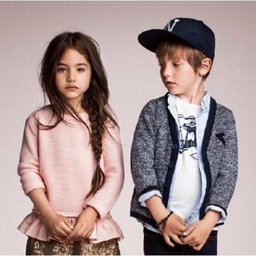 Zara Kids - новая коллекция